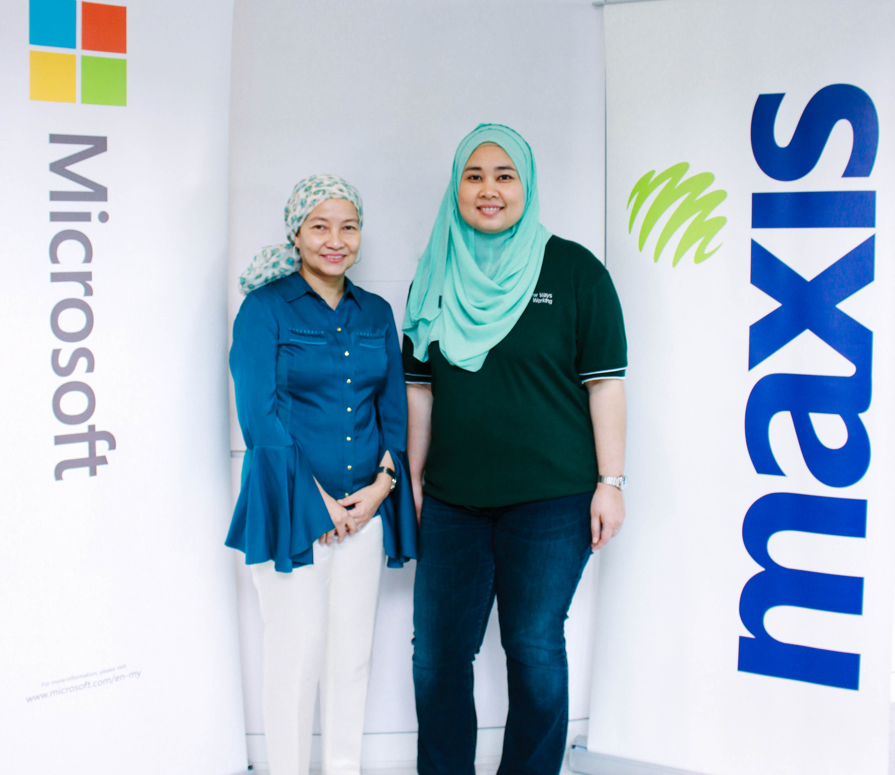 Microsoft and Maxis Collaboration