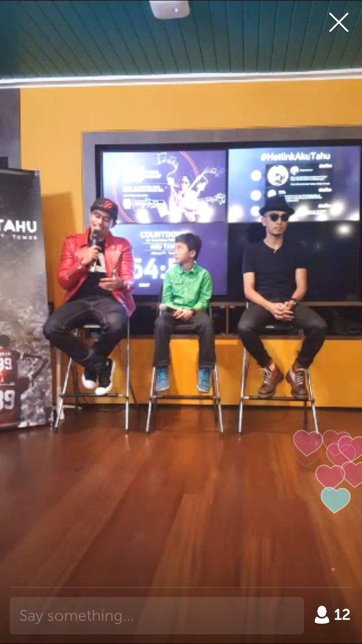 Altimet Exclusively Premieres New  Music Video, 'Aku Tahu', on the Hotlink RED App