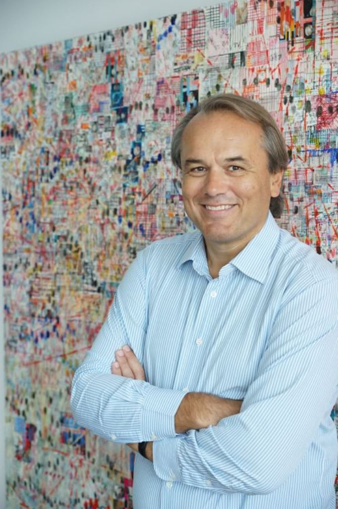 Morten Lundal, Chief Executive Officer of Maxis