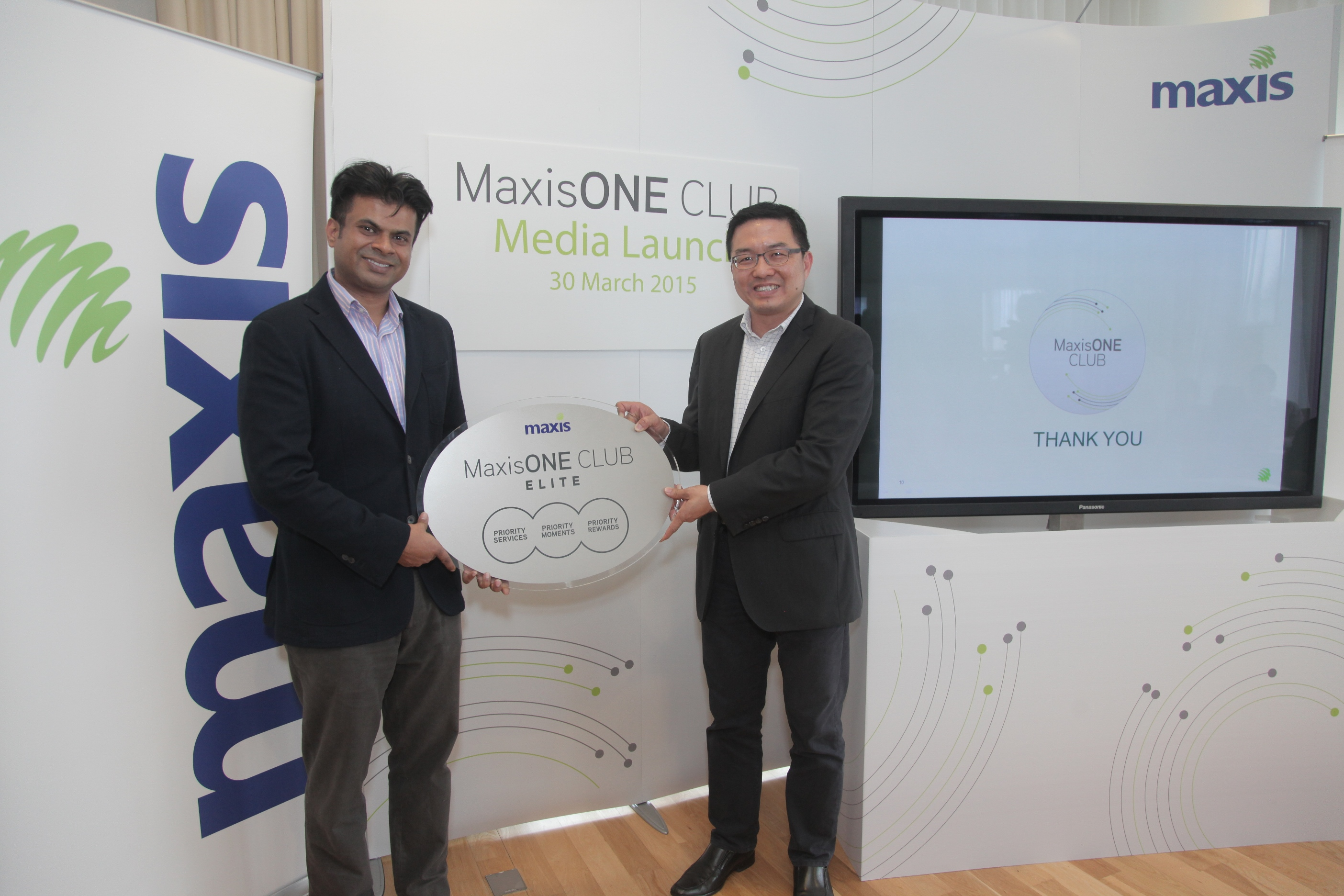 MaxisOne Club