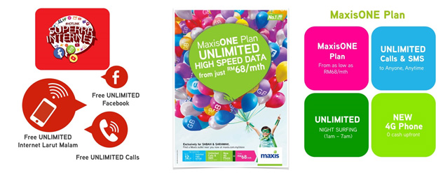 Maxis 4G